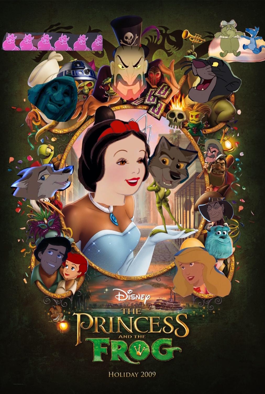 Age Of Snow White In Disney Movie