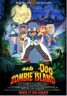Zombie-island-poster ash doo