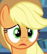 Applejack in My Little Pony Equestria Girls- Rainbow Rocks