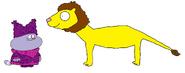 Chowder meets Lion