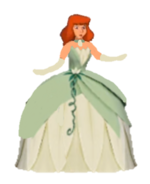 Daphne Blake dressed as Tiana(1)