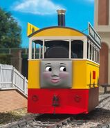 Flora the Tram Engine