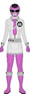 Lab Pink Ranger