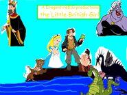 The Little British Girl poster