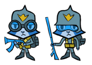Tiger Soldiers Z