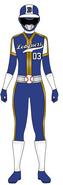 Blue MLB Ranger