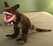 Carny the Carnotaurus