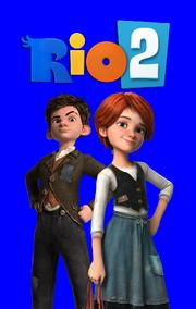Rio2(LAVGP Style)poster