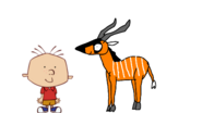 Stanley Griff meets Bongo Antelope