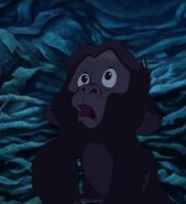 Tarzan-baby-gorilla