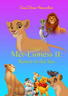 The Little Mer-Lioness 2