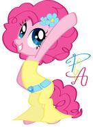 70s Pinkie Pie