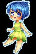 Joy (io) anime character 2