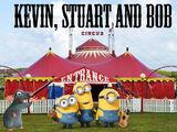 Kevin, Stuart and Bob (Dumbo)