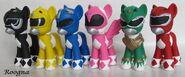 Mighty Morphin Pony Rangers
