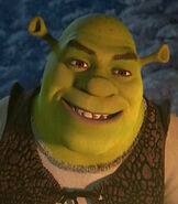 Shrek in Shrek the Halls