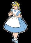 Cinderella in wonderland by optimusbroderick83 d8npaep