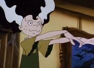 Elsa in Scooby Doo and the Ghoul School