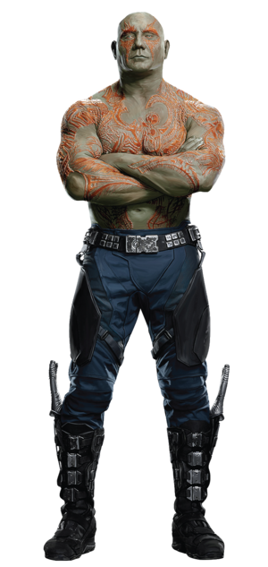GOTG2 - Drax the Destroyer