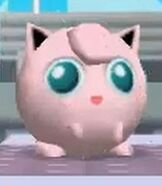 Jigglypuff in Super Smash Bros