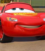 Lightning McQueen in Cars 2