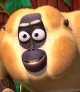 Monkey in Kung Fu Panda 3