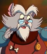 Mr. Ages in The Secret of NIMH 2 Timmy to the Rescue