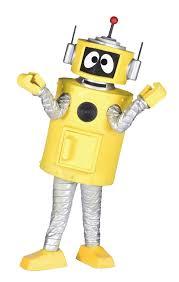 Plex as Roberto the Robot