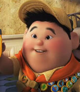 Russel in Up