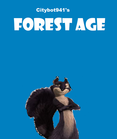 Forest Age Poster
