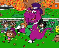 Happy dancing by purpledino100 dcsgulp-fullview