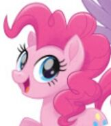 Pinkie Pie in My Little Pony The Movie (2017)