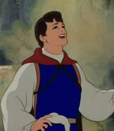 Prince Charming in Snow White and the Seven Dwarfs