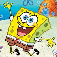 Spongebob character