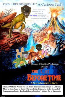 The Cat Before Time