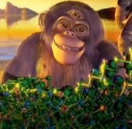 DNA - Paul The Three Eyed Monkey