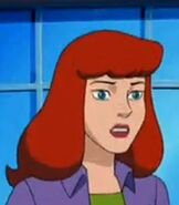 Daphne Blake in Scooby Doo and the Cyber Chase