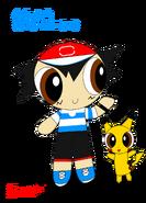 Powerpuff Ash