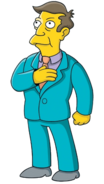 The Simpsons Principal Skinner