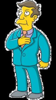 The Simpsons Principal Skinner