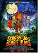 Zombie-island-poster simba doo
