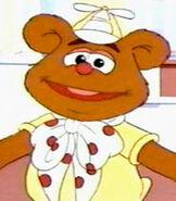 Baby Fozzie in Muppet Babies (1984)