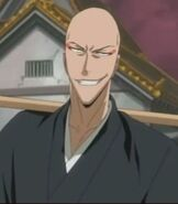 Ikkaku Madarame in Bleach The DiamondDust Rebellion