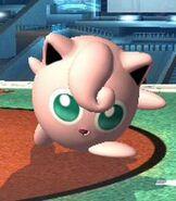 Jigglypuff in Super Smash Bros. Brawl