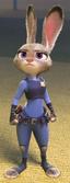 Judy gets tough