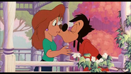 Roxanne's first kiss