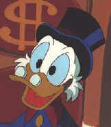 Scrooge McDuck in DuckTales