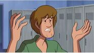 Shaggy Scooby-Doo and Kiss rock and roll mystery