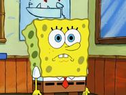 Spongebob tell something