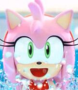 Amy Rose in Mario and Sonic at the London 2012 Olympic Games